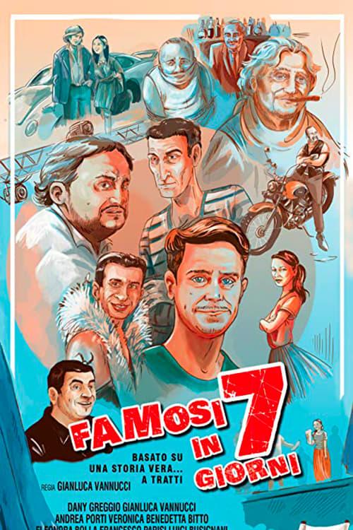 Poster von Famosi in 7 Giorni
