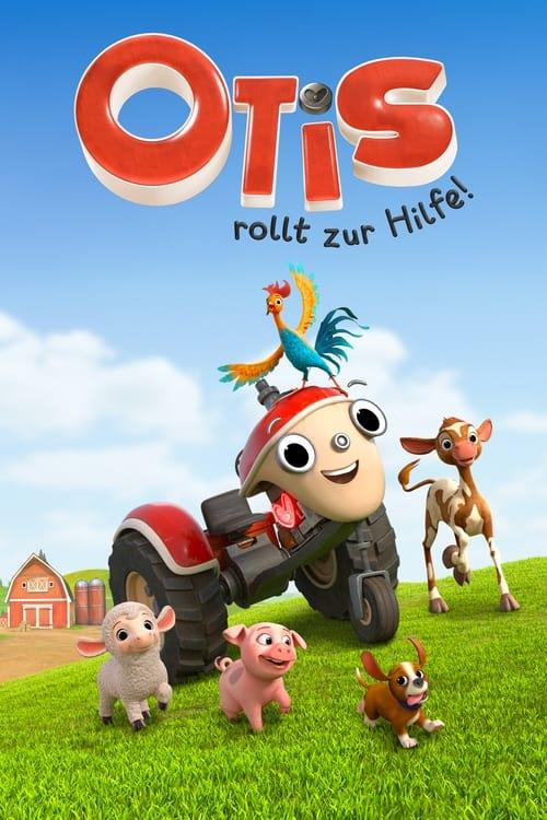Otis rollt zur Hilfe! - Poster