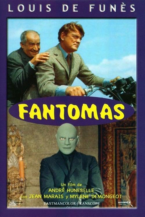 Imagen Fantomas