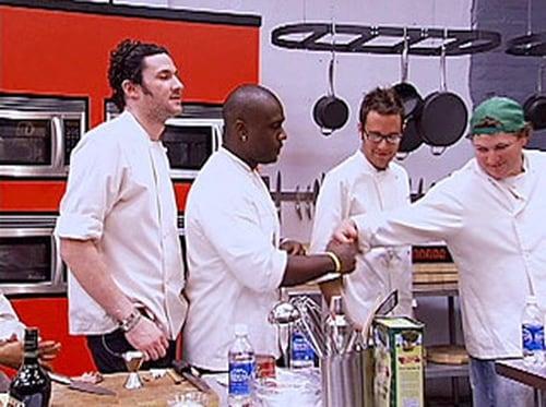 Top Chef: Season 2 – Épisode Holiday Spirit