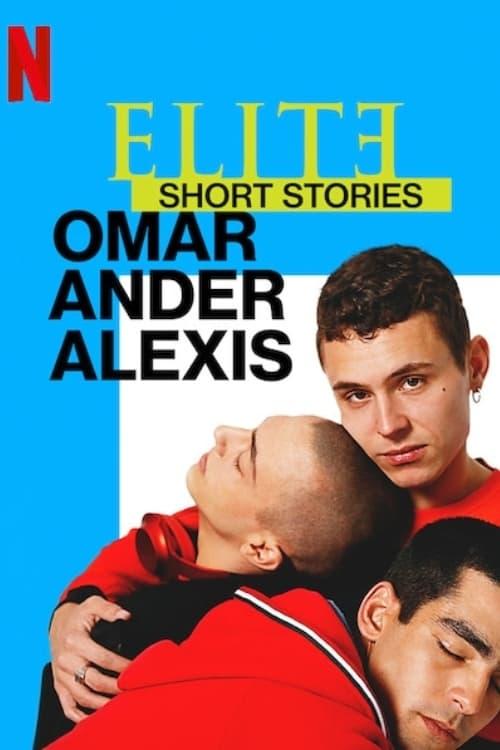 Poster von Élite-Kurzgeschichten: Omar – Ander – Alexis