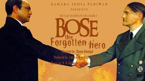 Netaji Subhas Chandra Bose: The Forgotten Hero - The Forgotten Hero - Azwaad Movie Database