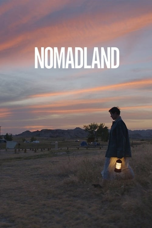 Largescale poster for Nomadland