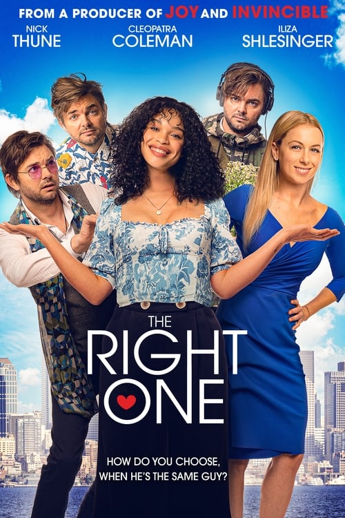 The Right One (2021) Poster
