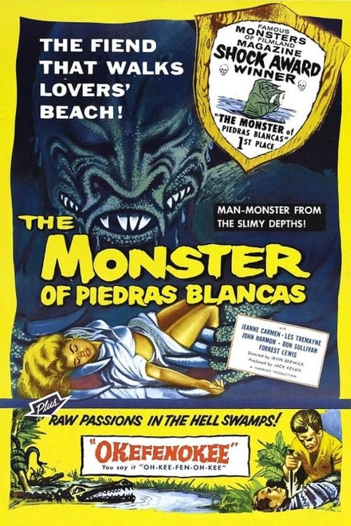 Assistir The Monster of Piedras Blancas Online