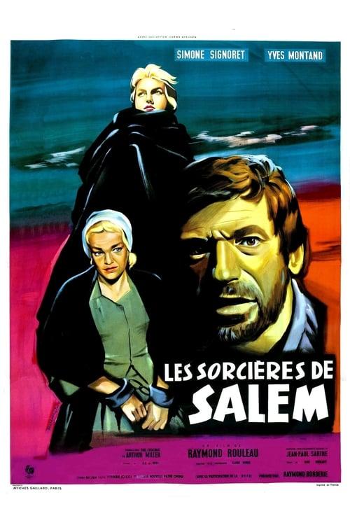 Mira Les Sorcières de Salem En Español En Línea