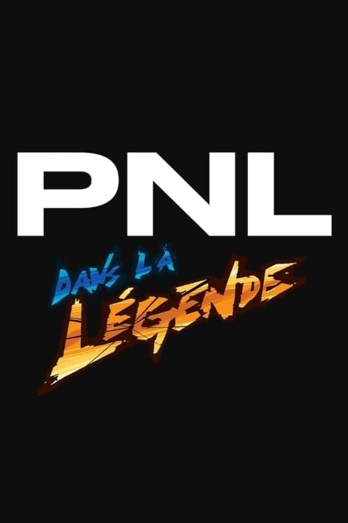 Poster von PNL - Dans la légende tour
