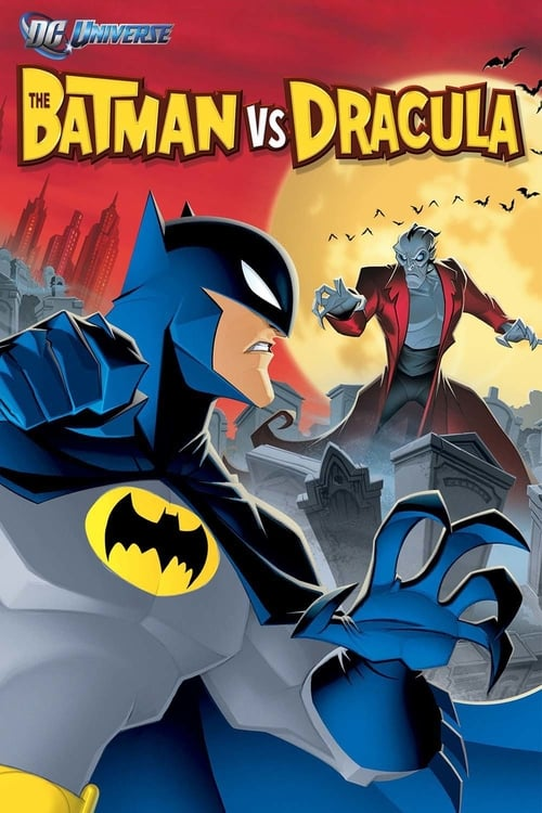 Descargar Batman contra Drácula en torrent