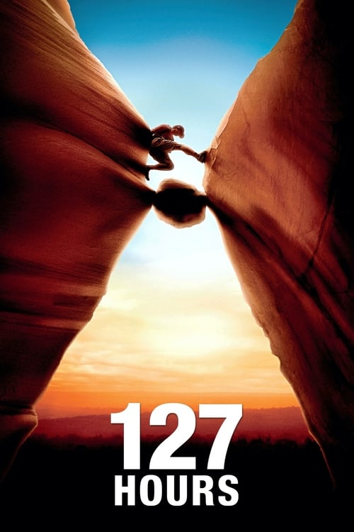 Poster for the movie, '127 Hours'