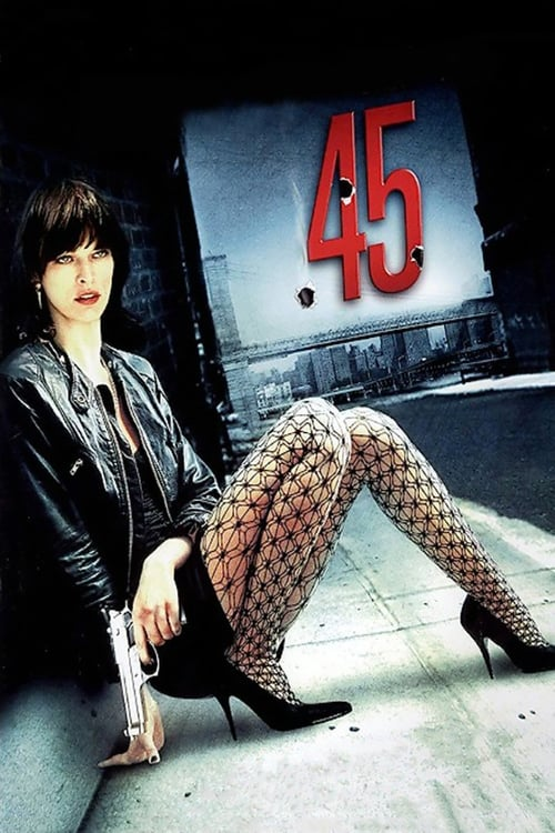 The poster of .45