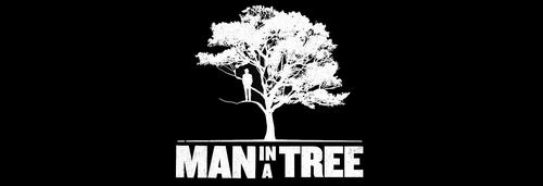 Man in A Tree                                                              Logo