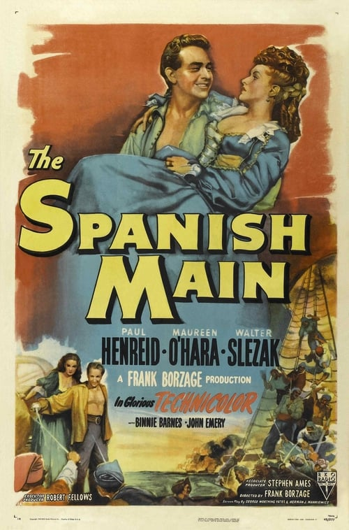 Nel mare dei Caraibi (1945)