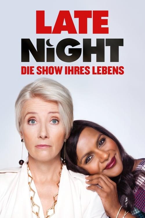 Poster von Late Night - Die Show Ihres Lebens