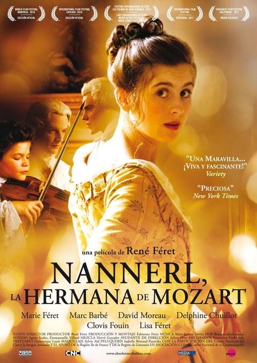 Imagen Nannerl, la hermana de Mozart