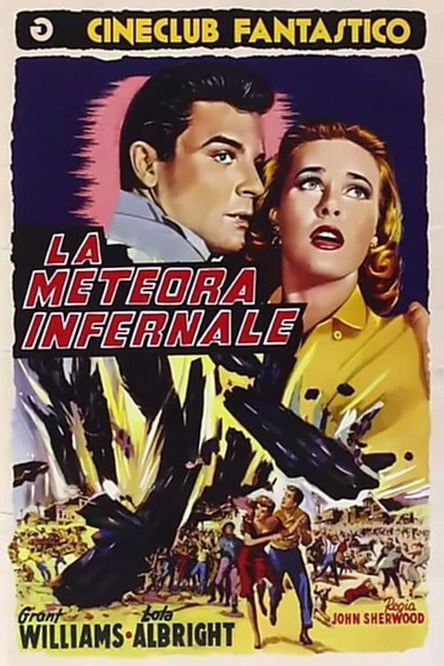 La meteora infernale (1957)