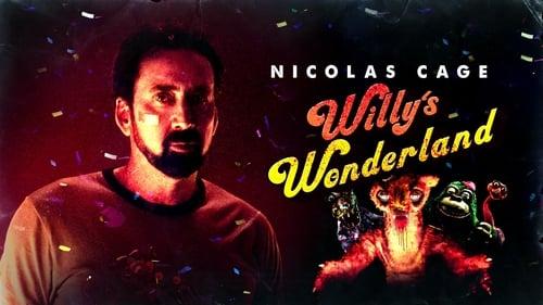 Willy's Wonderland ver Online