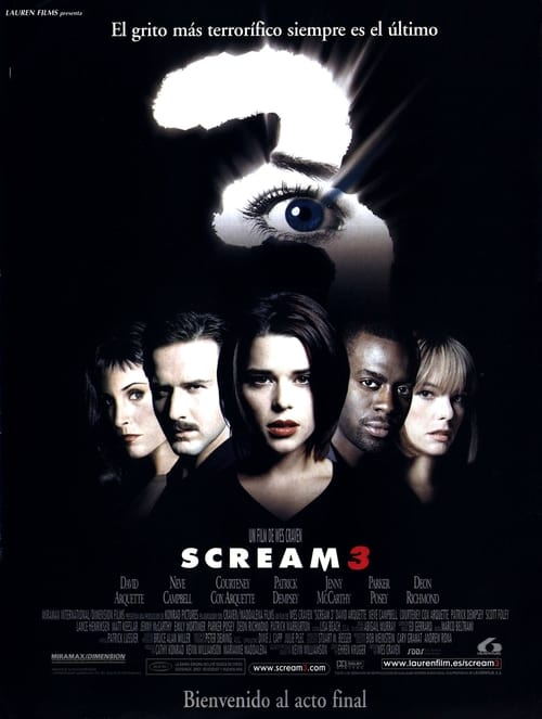 Scream 3 pelicula completa