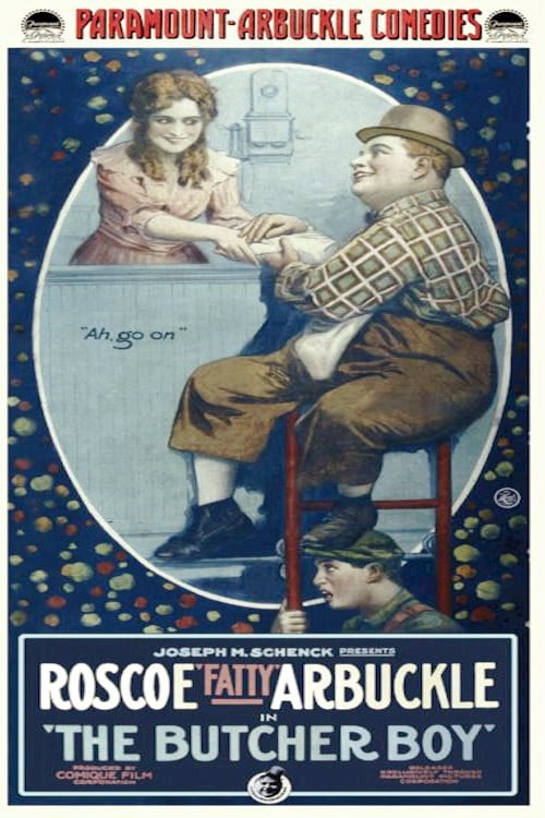 The Butcher Boy (1917)