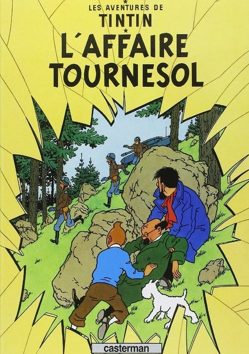مشاهدة فيلم Les aventures de Tintin - Vol. 16, L'affaire Tournesol مع ترجمة على الانترنت