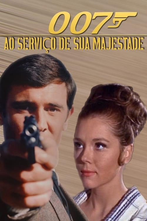 Filme 007: A Serviço Secreto de Sua Majestade De Boa Qualidade Gratuitamente