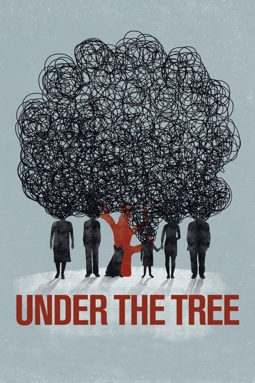 Poster. Under the Tree (2018)