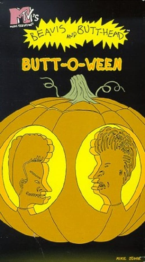 Ver pelicula Beavis and Butt-head: Butt-O-Ween Online