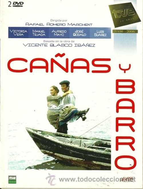 Largescale poster for Cañas y barro