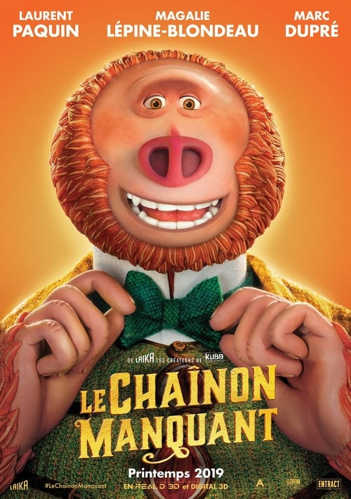 Télécharger Monsieur Link 2019 Film en Streaming VF
