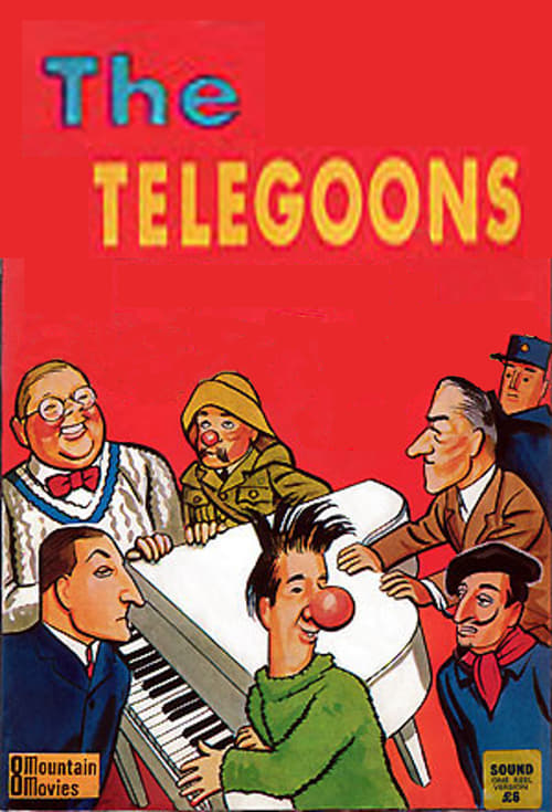 Largescale poster for The Telegoons