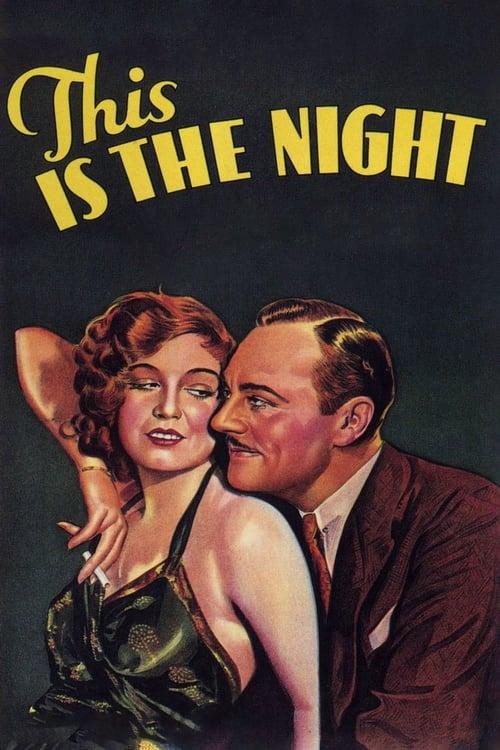 Película This Is the Night Doblada En Español