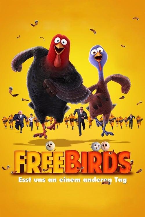 Free Birds - Esst uns an einem anderen Tag - Poster