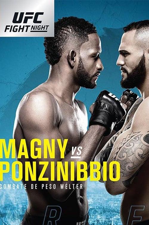 UFC Fight Night 140 - Magny vs. Ponzinibbio