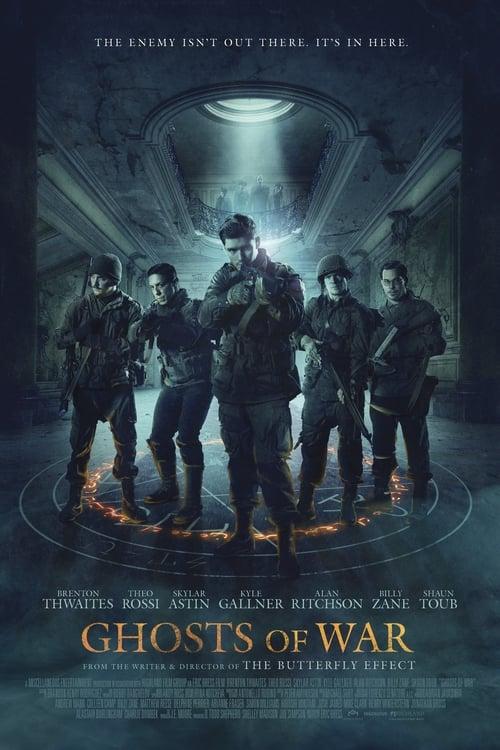 Mira La Película Ghosts of War Gratis En Línea