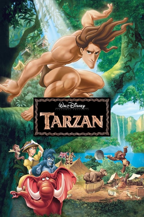Voir Tarzan (1999) streaming film vf