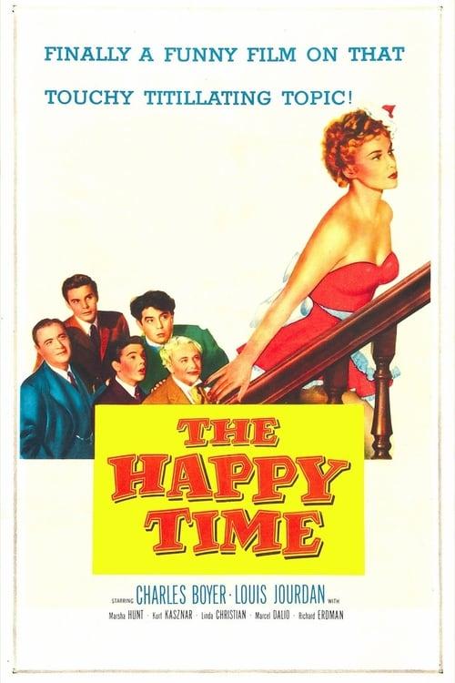 Assistir Filme The Happy Time Gratuitamente Em Português