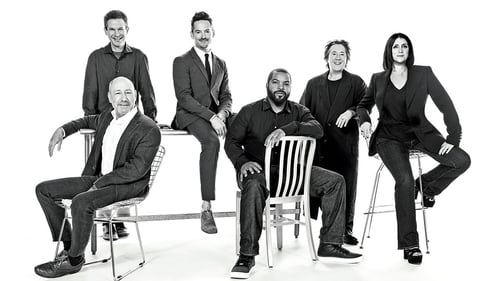 Close Up with The Hollywood Reporter: Season 1 – Episod Producers