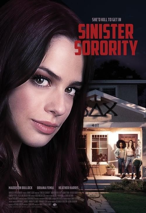 Watch Online Sinister Sorority