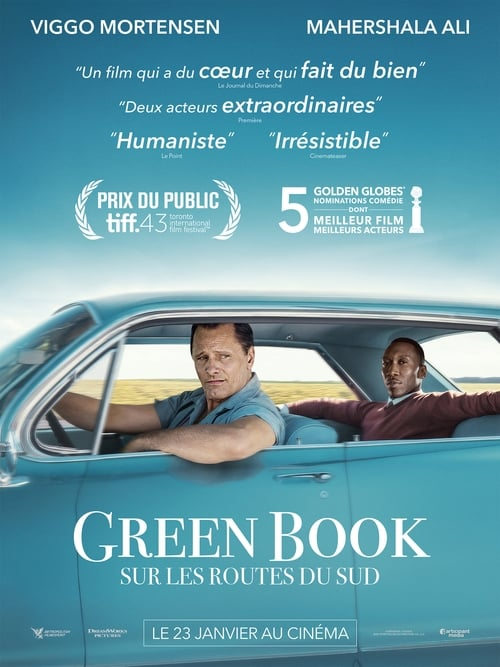 Regarder Green Book : Sur les routes du sud [2018] Streaming VF COMPLET