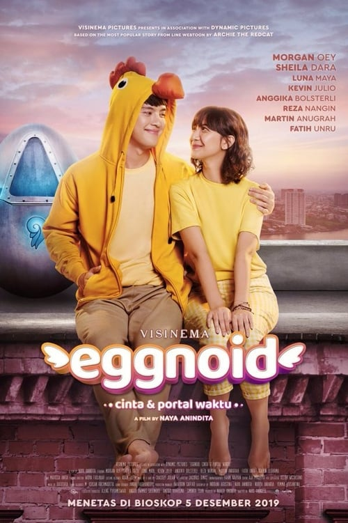 Eggnoid: Cinta & Portal Waktu Online Hindi HBO 2017 Watch