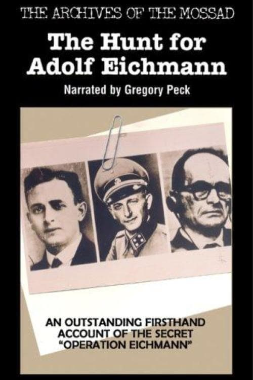 Film The Hunt for Adolf Eichmann S Titulky Online