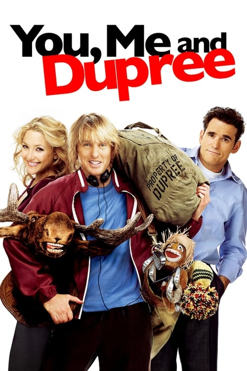 You, Me and Dupree - Poster