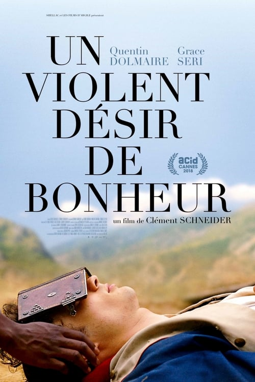 A Violent Desire for Joy Movie Poster