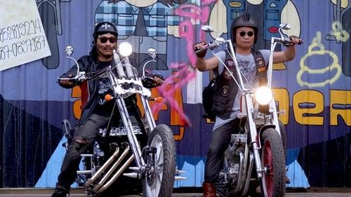 Two Bikers Saves the World สูบคู่กู้โลก