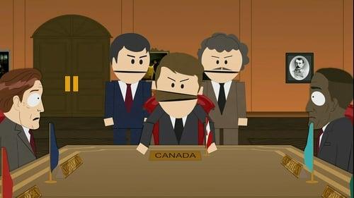 South Park - Season 12 - Episode 4: Canada on Strike