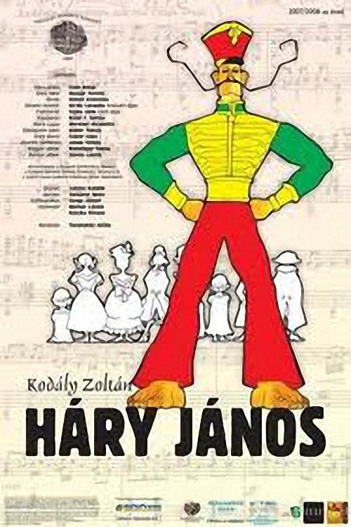Háry János (1983) Poster