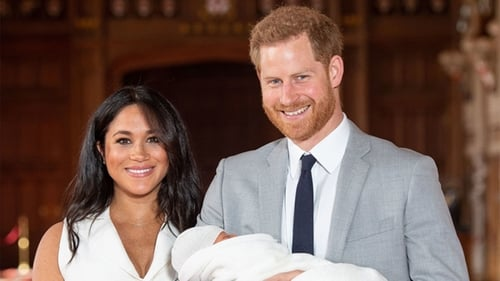 Królewskie dziecko Harryego i Meghan /Meghan and Harry Baby Fever