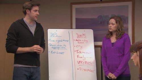 The Office - Season 6 - Episode 4: Niagara (1)