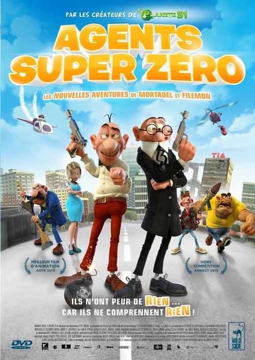 [HD] Agents super zéro (2014) streaming film en français