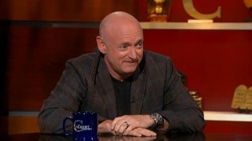 The Colbert Report: Season 9 – Episode Mark Kelly