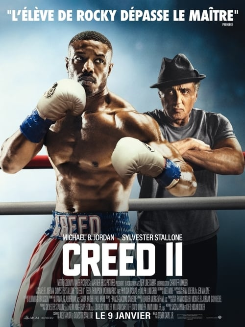 Voir  ↑ Creed II Streaming HD Gratuitement